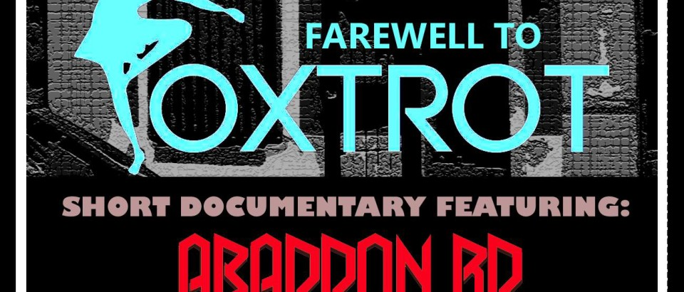 FAREWELL TO FOXTROT