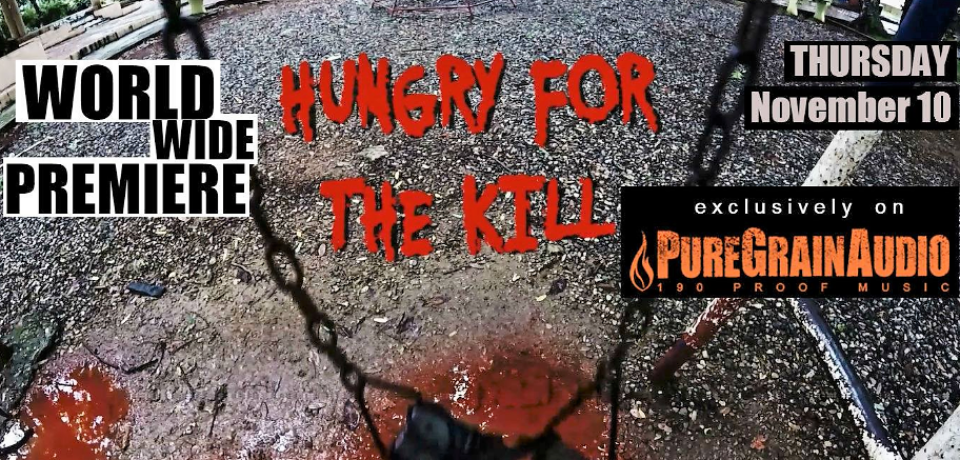 "Abaddon RD estrena el video ""Hungry For The Kill"""